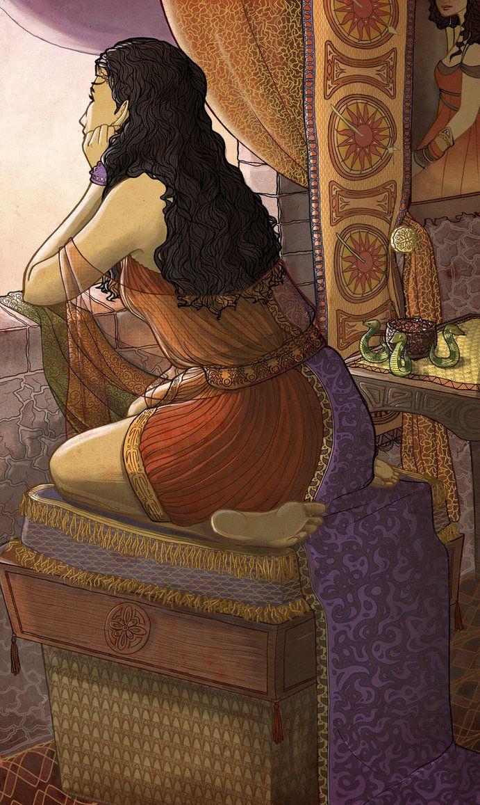 Princess In The Tower By Mustamirri That S Arianne Martell Eldest