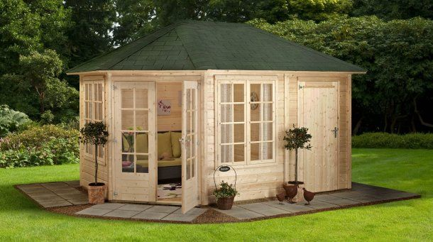 Exceptionnel Log Cabin Kits | ... Log Cabin Kit. Southern Timber Are Finnforest Uk