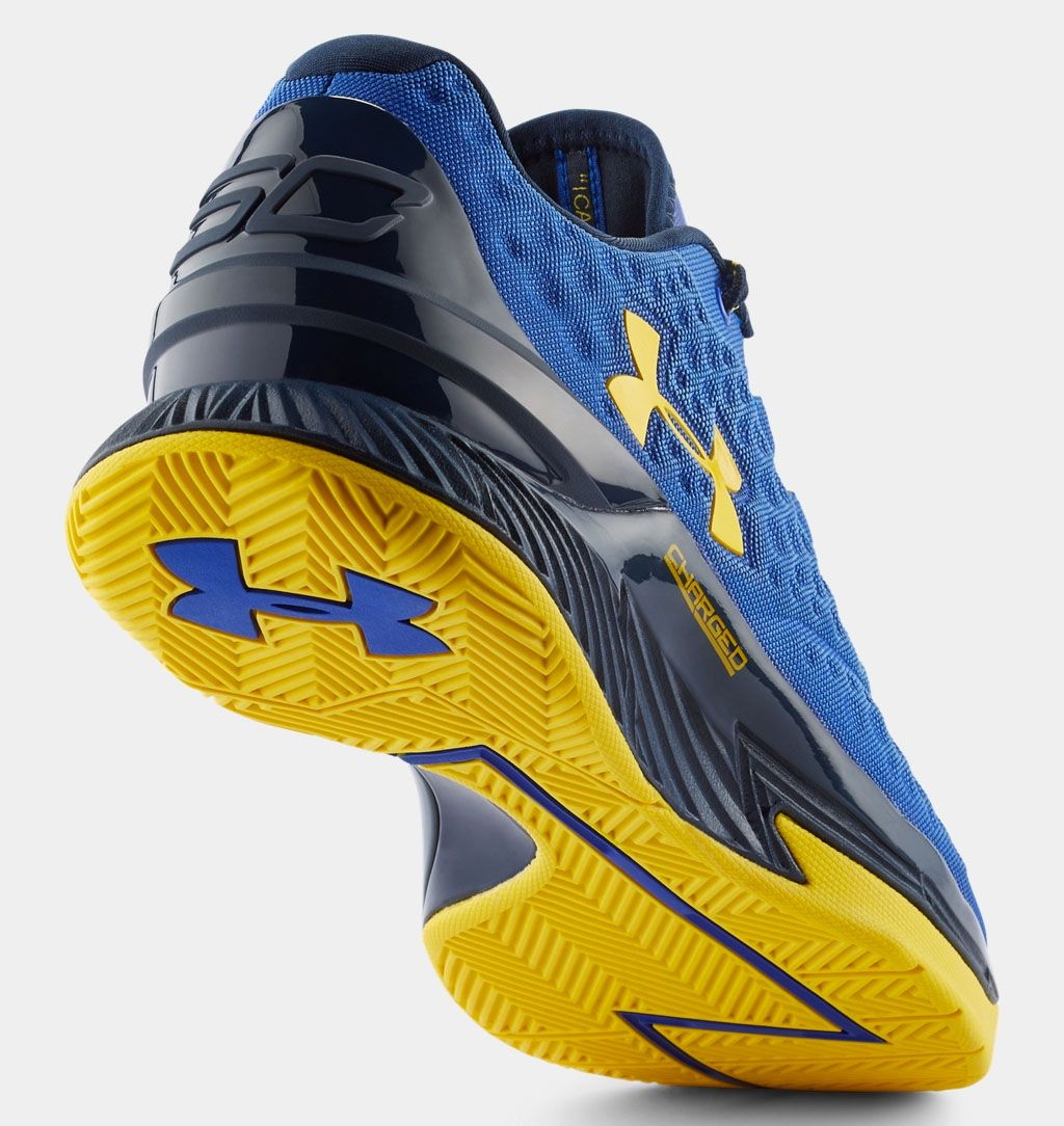 Under Armour Curry One Low Warriors - Sneaker Bar Detroit