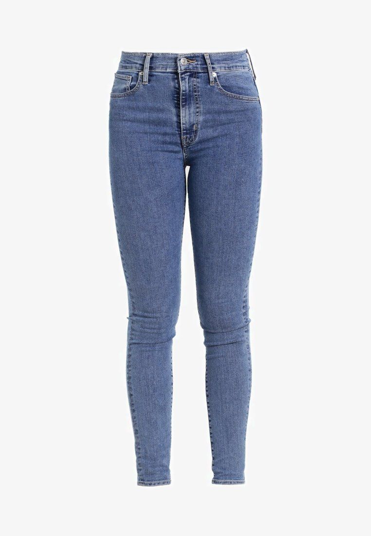 Levi s® MILE HIGH SUPER SKINNY - Jeans Skinny Fit - cast away -  Zalando.co.uk 5ef84188db