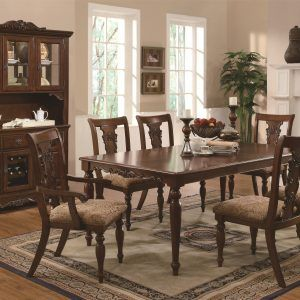 Traditional Style Kitchen Tables