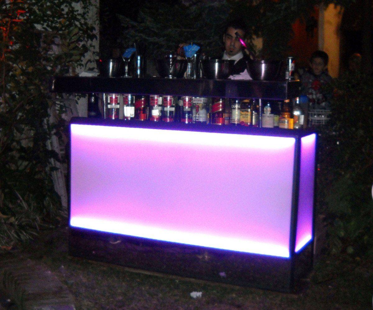 Blue cocktails barras moviles de dise o tragos y - Disenos de barras de bar ...