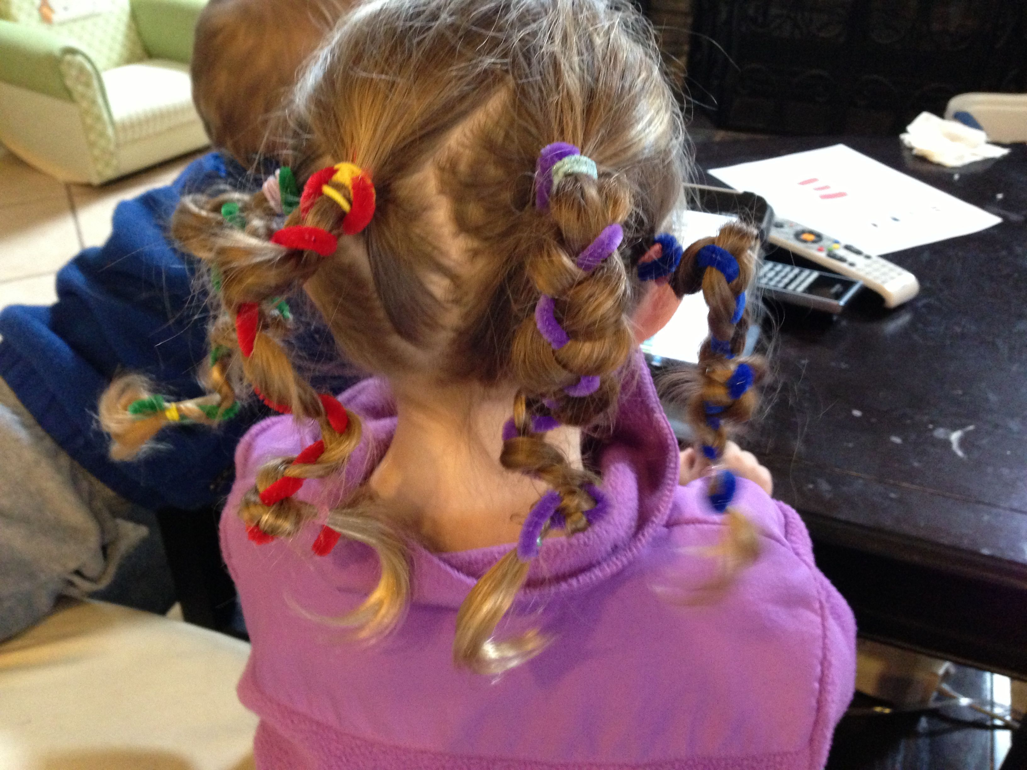 Crazy Hair For Adults