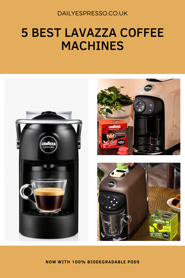 5 Best Lavazza Machines 2020 in 2020 Lavazza coffee