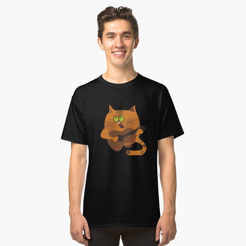 tee-shirt avec chat acheter