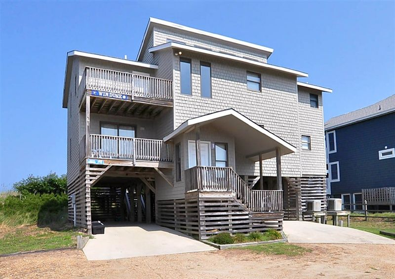 Twiddy Outer Banks Vacation Home - Windune - Duck ...