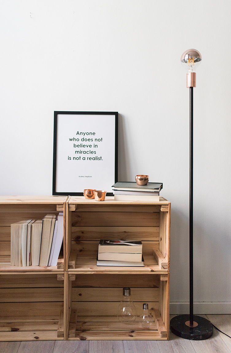 Stehlampe NORDIN | Pinterest | Retro and Interiors