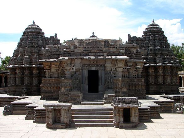 Built In The 13th Century The Kesava Is One Of The Finest