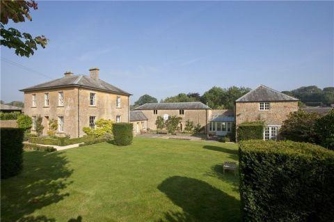 English Stone Farmhouse Tour
