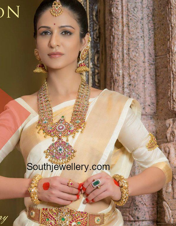 Traditional Wedding Jewellery by Tibarumal Jewels photo Jewellery
