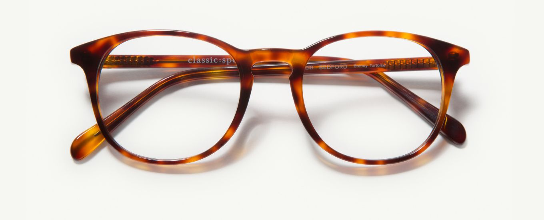 95a3ba0cebf The Bedford Glasses in Brandy Tortoise
