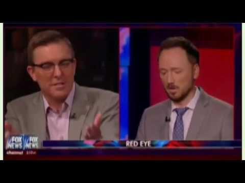 #Fox News - #redEye w/Tom Shillue (8/16/16) #Trump Should Change Or Drop...