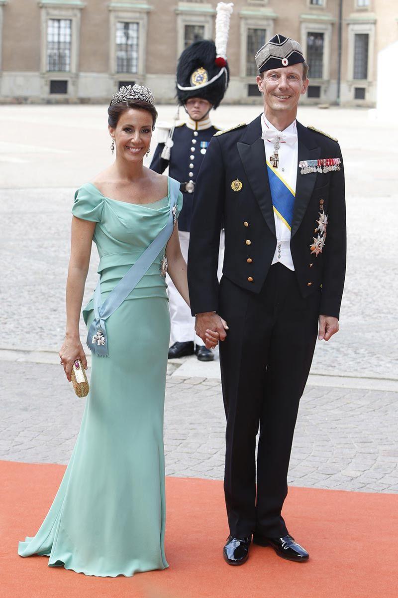 Los invitados a la boda de Carlos Felipe de Suecia y Sofía Hellqvist ...