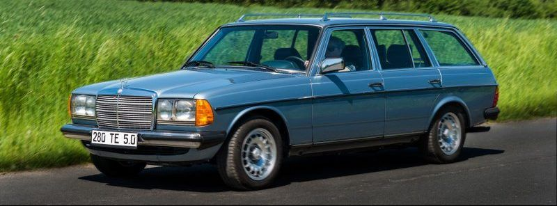 Deze Mercedes 280 Te Met 5 6 L V8 Is De Coolste Benz Die We In
