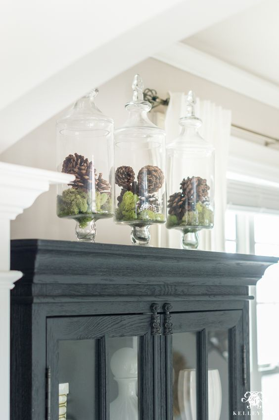 5 Ways to Decorate With Apothecary Jars - My Tasteful Space