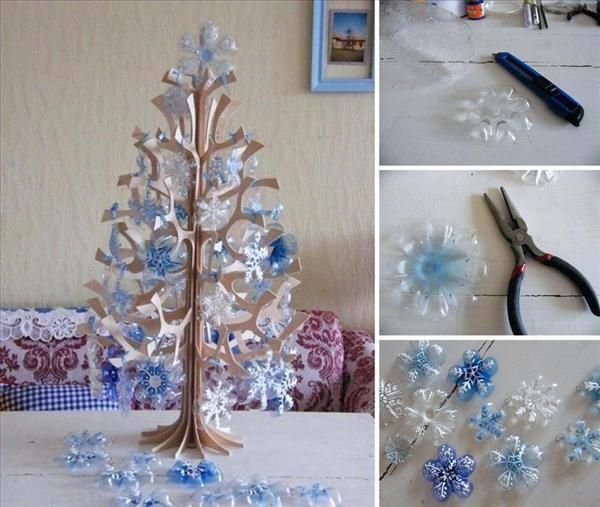 Decorated Plastic Bottles 25 Mesmerizing Handmade Christmas Trees  Diy Christmas Plastic