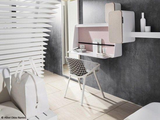Idée déco créer un coin bureau dans la chambre architecture