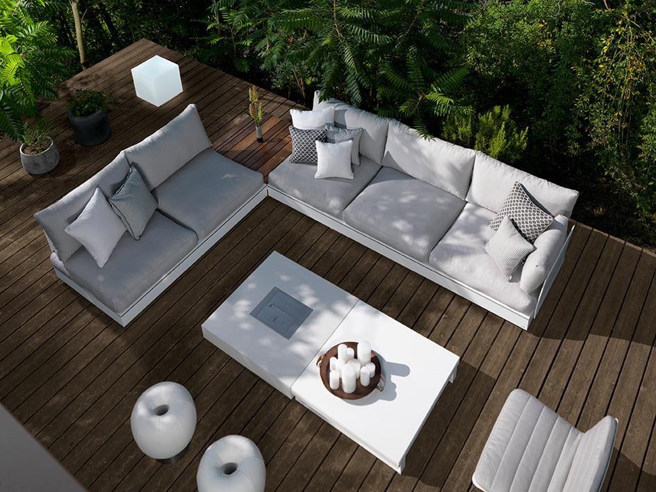 Salon De Jardin Design En Corian Gartenmobel Sets