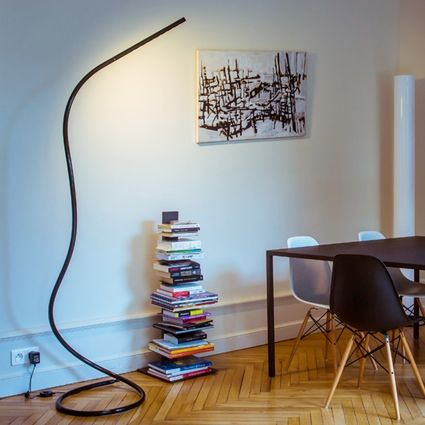 Floor lamps occupy a special place in every designers heart stylish lighting is part decor and part utility able to stand on their own and make a