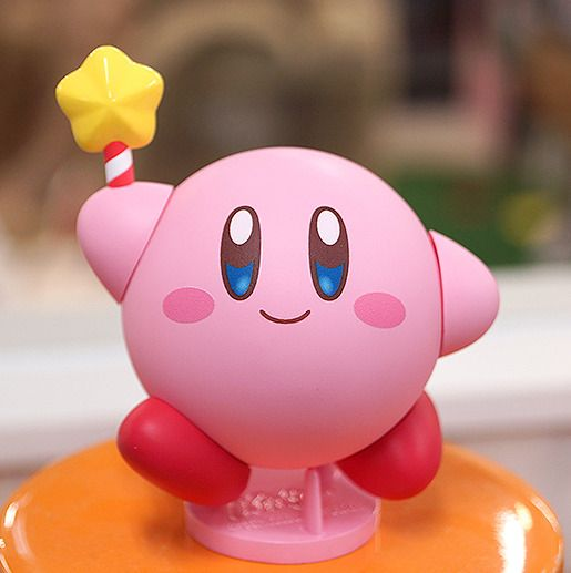 Kirby Corocoroid Figures released by Good Smile -