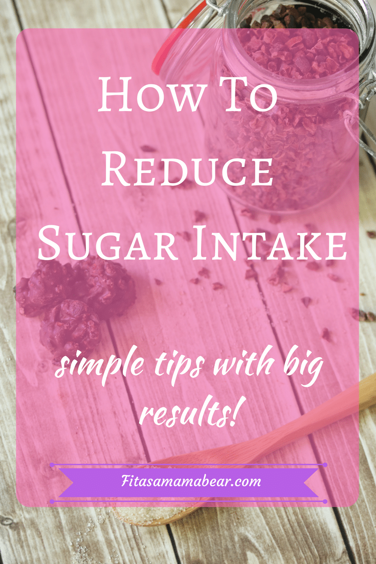 , How to reduce sugar intake. Tips to eliminate sugar and go sugar free #sugarfree #nosugar #detox #detoxingfromsugar #sugardetoxplan
