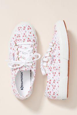 Superga Floral-Printed Sneakers | Best