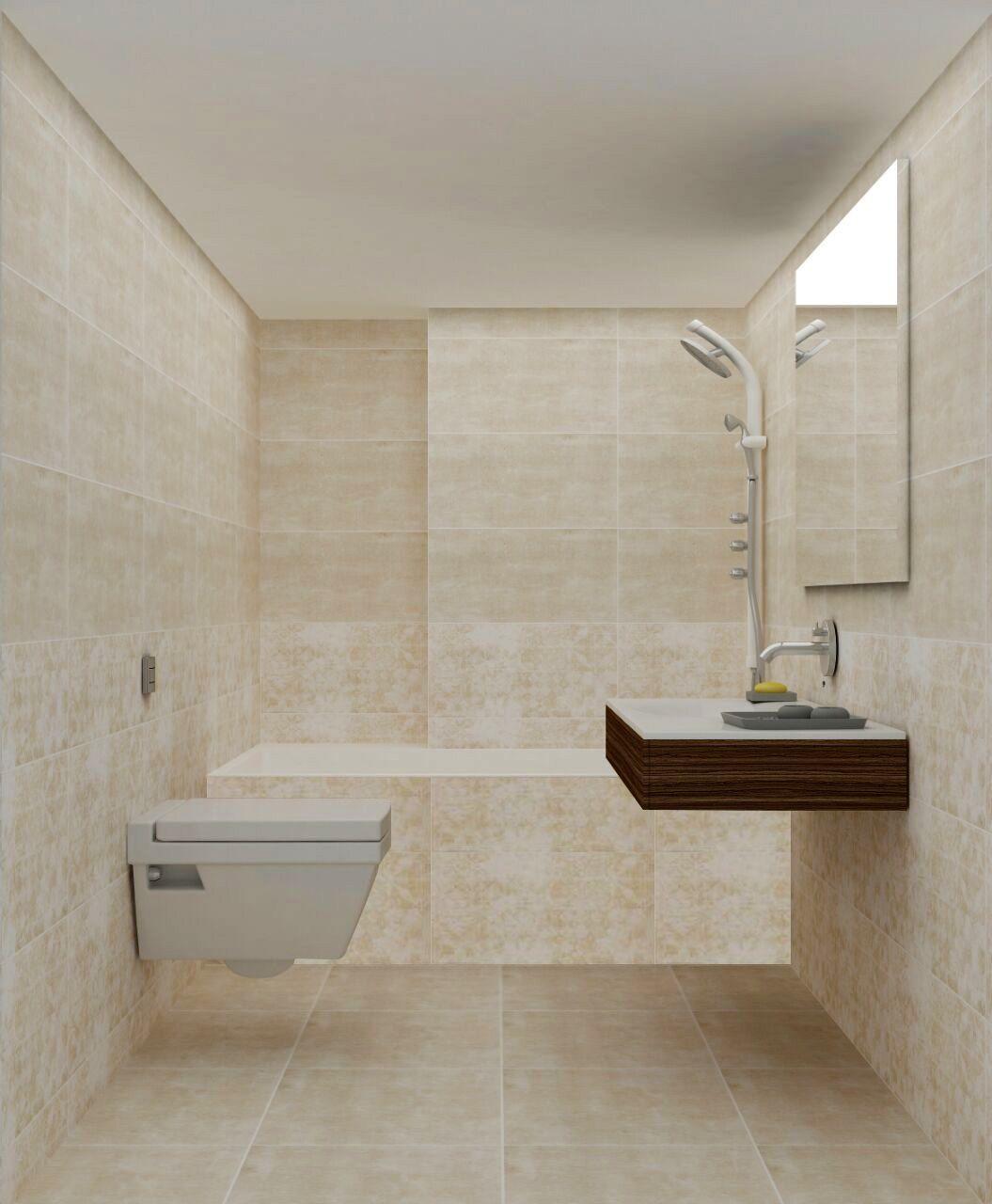 Pin By Banin Fakih On Tiles Bathroom Layout Bathroom Bathtub
