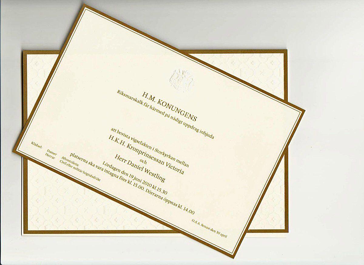 Victoria And Daniels Wedding Invitations