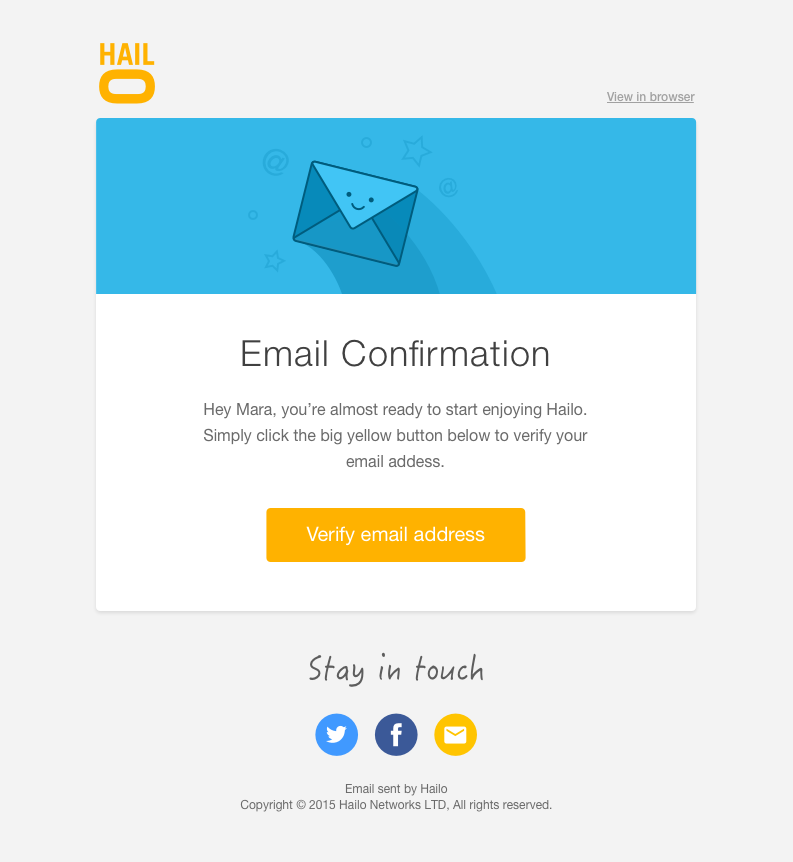 Confirmation Email Templates Karlapaponderresearchco