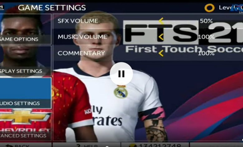 First Touch Soccer 2021 Download Fts 21 Mod For Android With New Kits In 2020 Football Manager Games Soccer French League