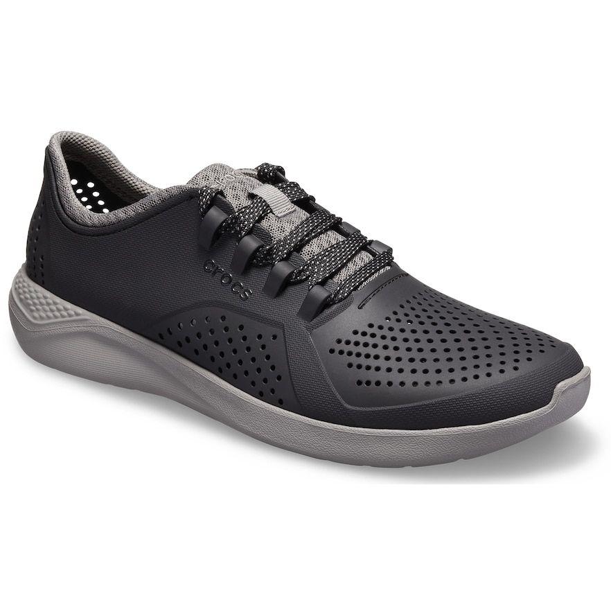 Crocs LiteRide Pacer Shoes Men blackwhite