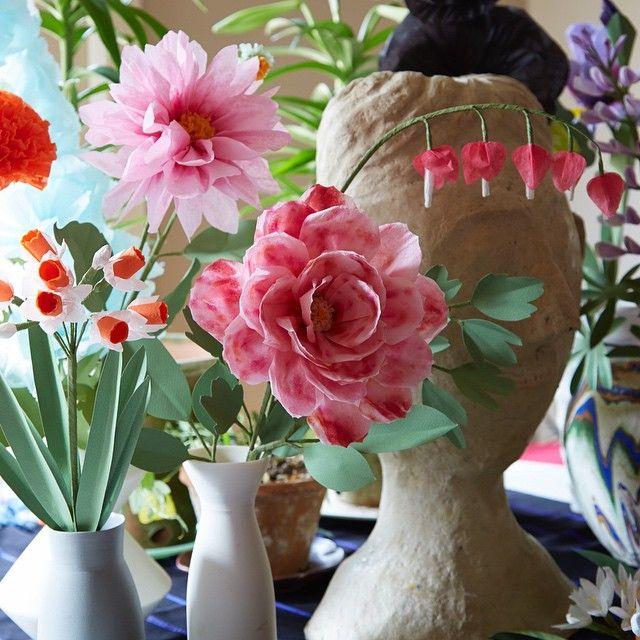"""easter flowers by @thegreenvase with @cvkrienke @lonnymag"" Photo taken by @stephenkentjohnson on Instagram, pinned via the InstaPin iOS App! http://www.instapinapp.com (04/03/2015)"