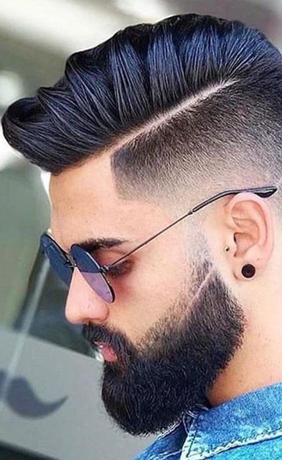 Pin Di Beard Style Men