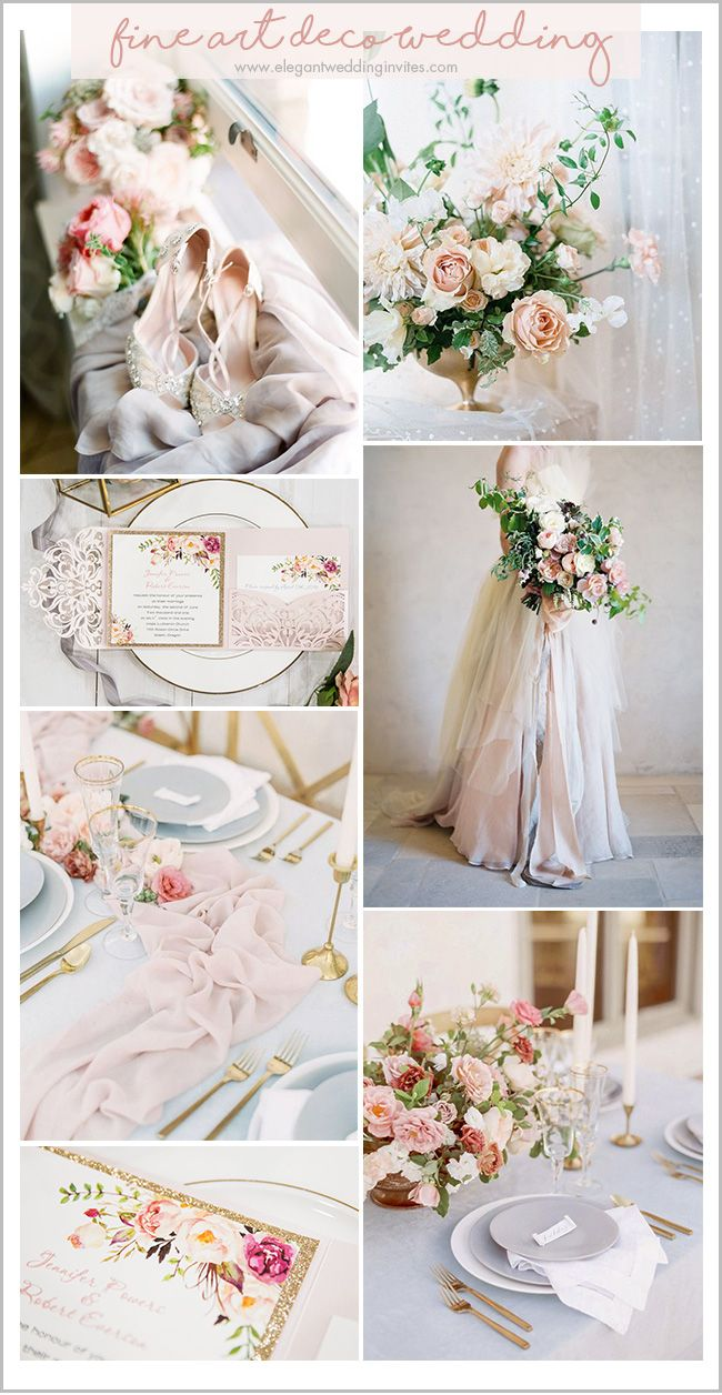 Over the top wedding decorations february 2019  Popular Wedding Themes to Inspire You in  u   Romantic