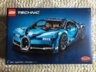 Brand New LEGO Technic 42083 Bugatti Chiron Car Assembly Set #Toy #bugattichiron