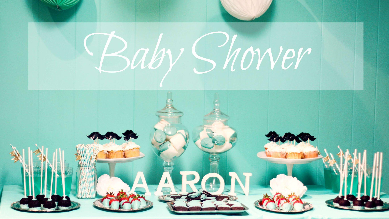 Mi Baby Shower Ideas Para Fiesta + Outfit - Joryck