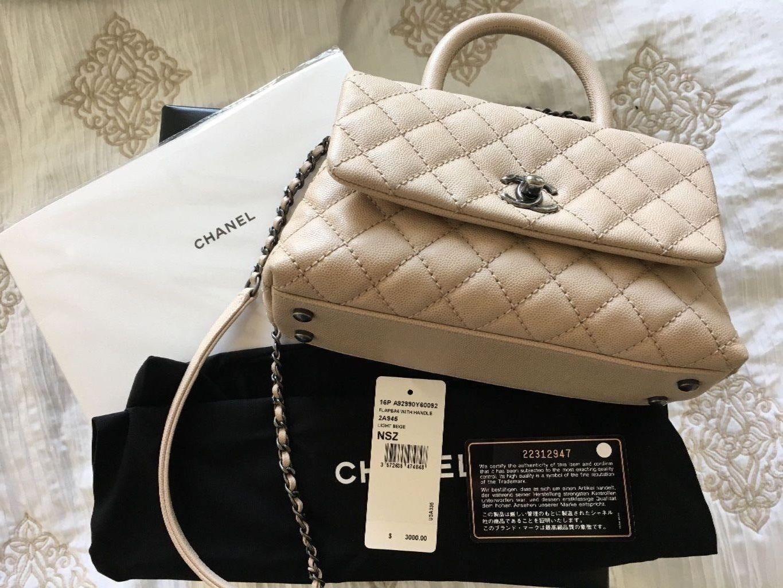 745d40056 US $2,700.00 Coco Handle, Chanel Handbags, Luxury Handbags, Kelly Bag,  Louis Vuitton