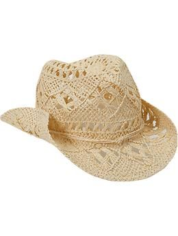 a4b63701490 Straw Cowboy Hats for Baby