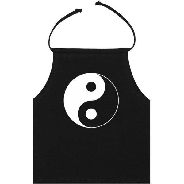 Ying Yang Halter Top Crop T Shirt Strappy Womens Fun Tumblr Hipster 13 Liked On Polyvore Featuri Colorful Crop Tops Halter Neck Crop Top Goth Crop Tops