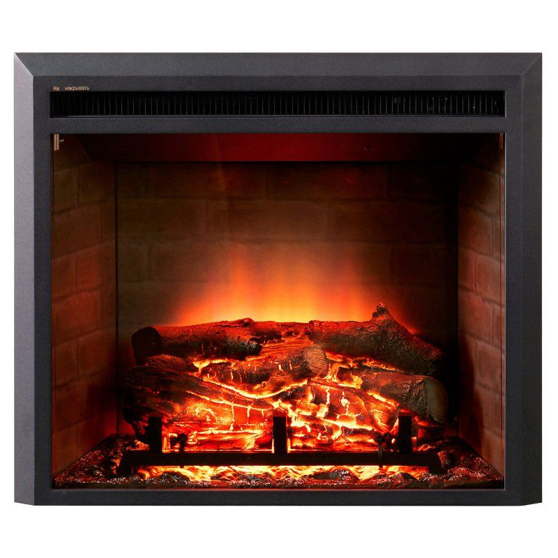 Electric Fireplace electric fireplace clearance : Dynasty Zero Clearance LED Electric Fireplace Insert | Products ...