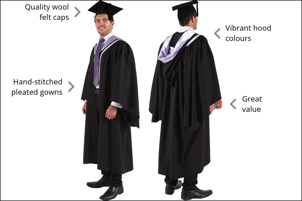 Cap and Gown Hire | Academic Dress | Pinterest | Gowns and Cap