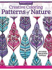 Painting Drawing - Painting - Books - Creative Coloring: Patterns of Nature