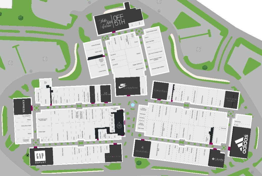 Houston Premium Outlets Shopping Plan Premium Outlets Outlets Houston