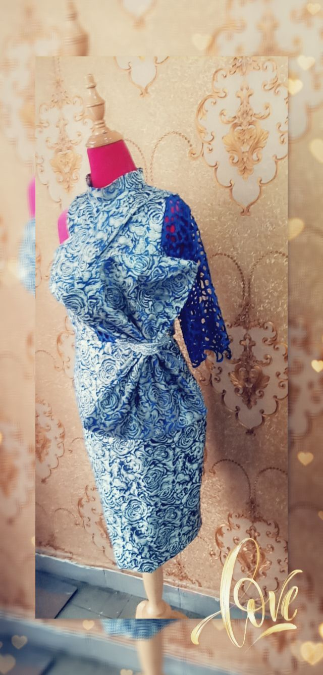 Damask dress for sale at portharcourt