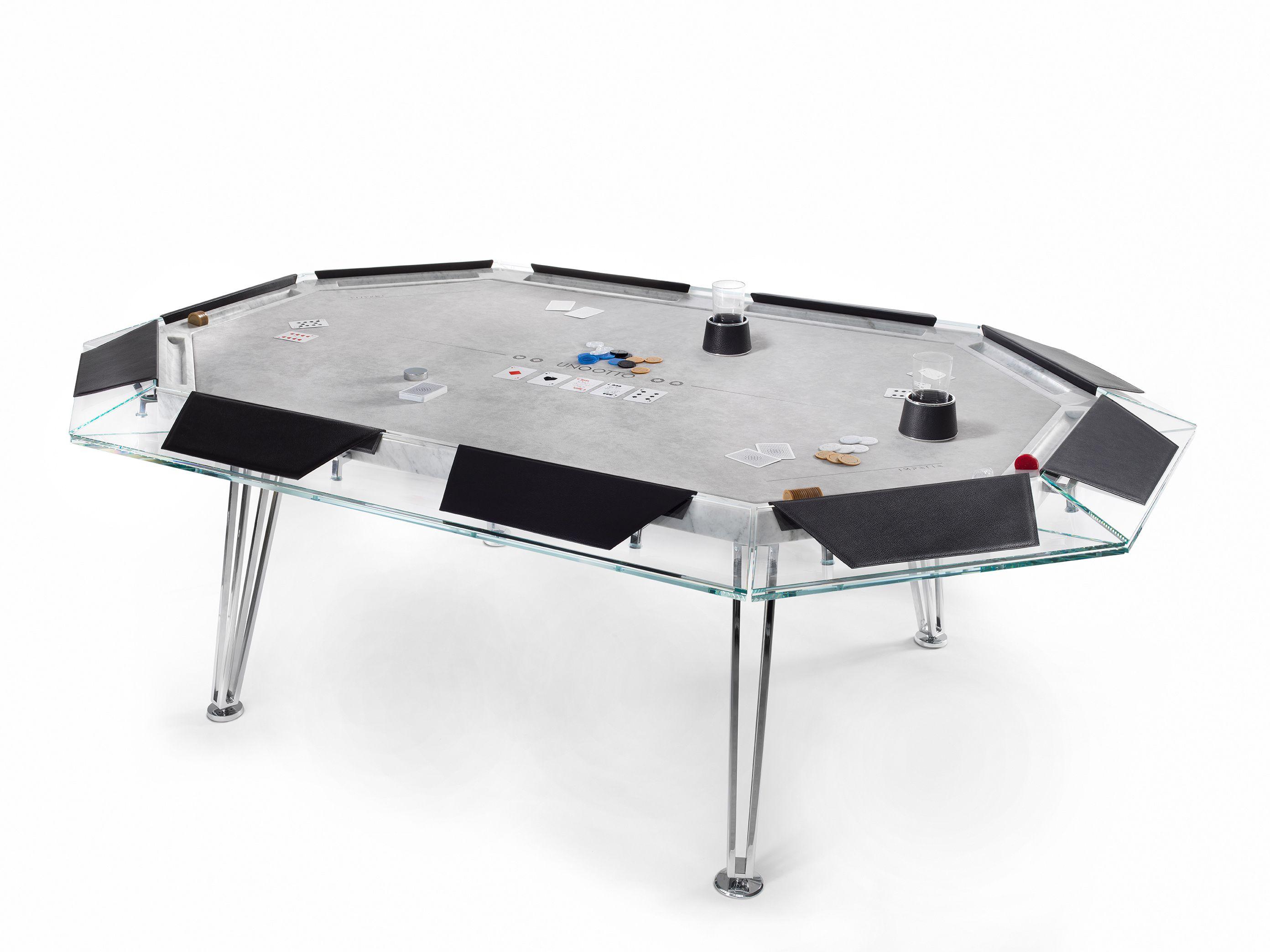 10 Person Bespoke Poker Table Impatia Luxury Poker Pokertable Casino Interiordesign Gameroom Game Room Decor Poker Table Table Games