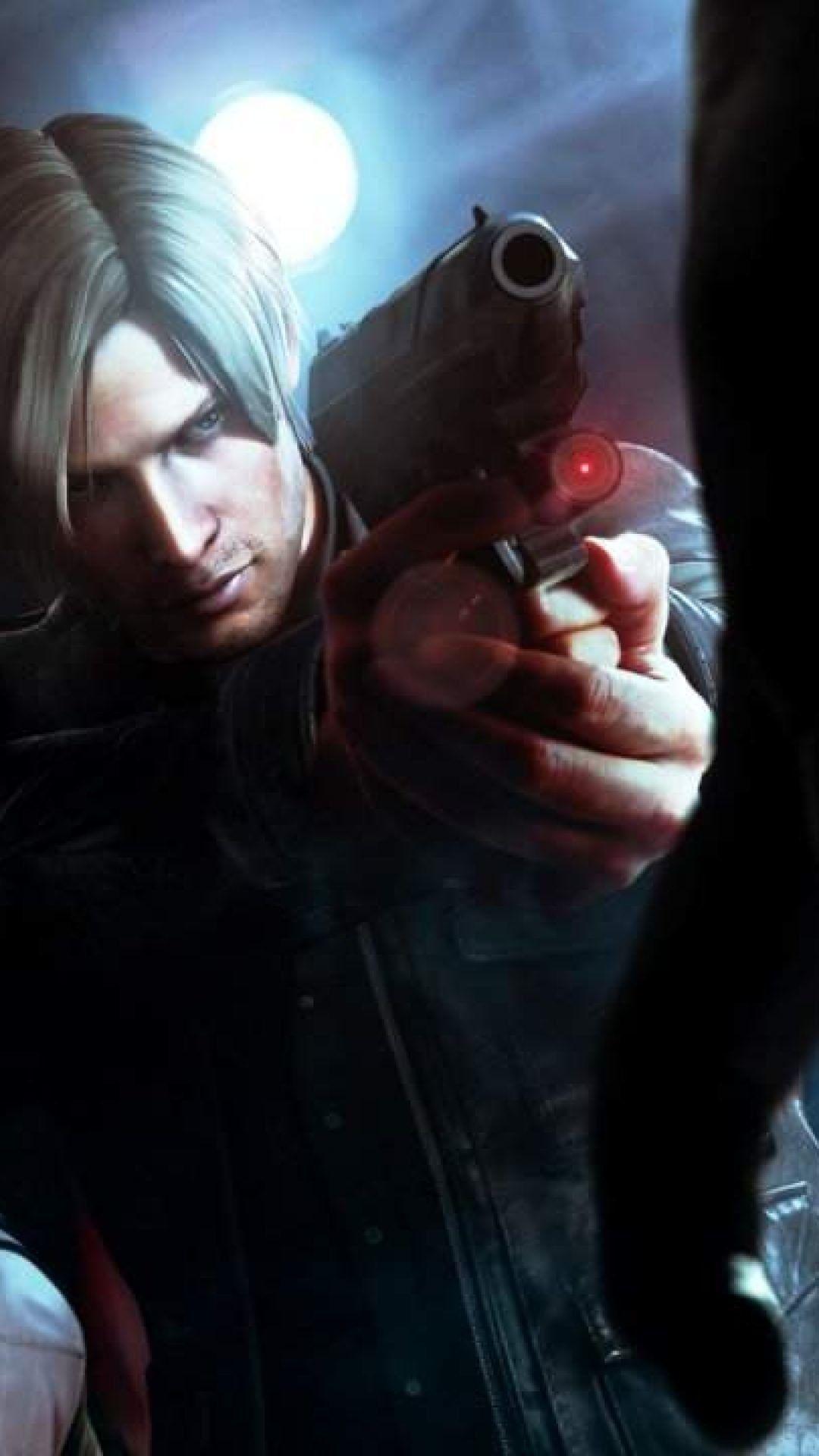1080x1920 Resident Evil 6 Wallpaper Hd 1080p