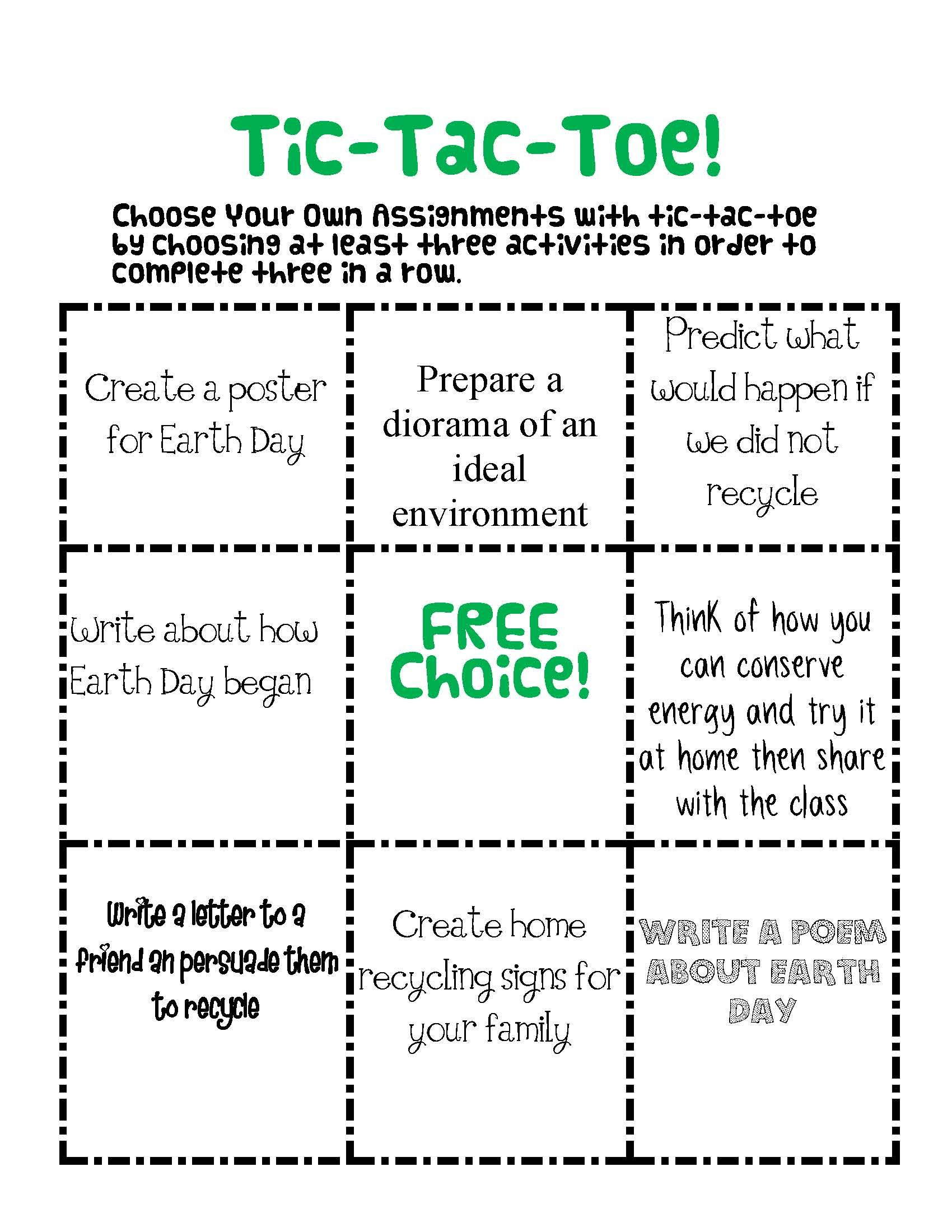 Earth Science Tic Tac Toe The Blobz Guide To Electric Circuits Pinterest Cute Day Classroom Ideas Lesson 1700x2200