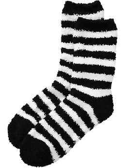 Women S Cozy Socks Old Navy Black And White Socks Cozy Socks Navy Socks