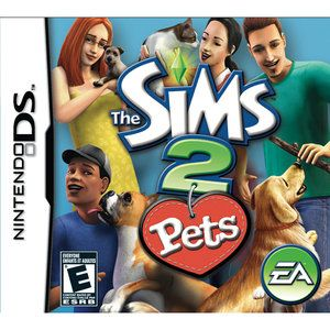 sims ds game