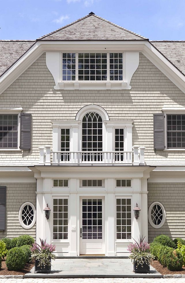 Front Elevation Balcony Designs: Love This Front Elevation. You Could Spit On People You